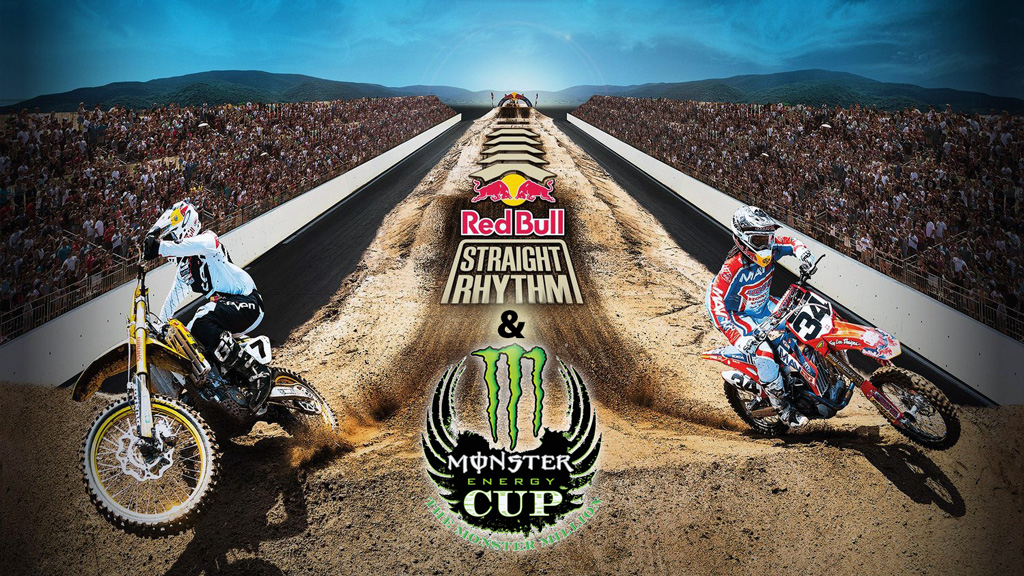 monster cup straight rhythm